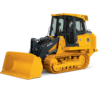 Construction Machinery Equipment-Crawler Loader