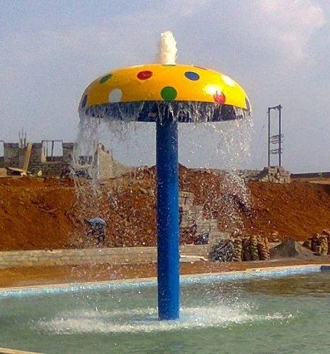 Water Park Accessories Mushroom Umbrella Manufacturer