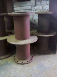 Carbon Steel Puddle Flange