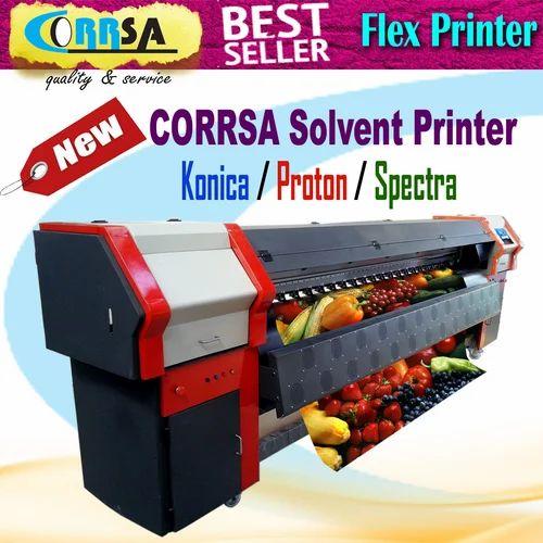 Wholesale Trader of Solvent Printer Machine & Hydraulic