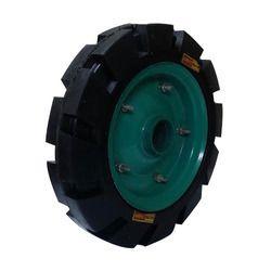 Construction Trolley Wheel
