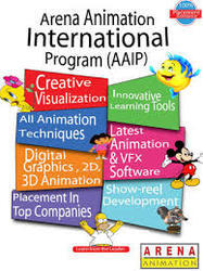 AAIP - 3DS Max & Maya, एनिमेशन कॉलेज