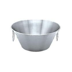Stainless Steel Conical Bowl