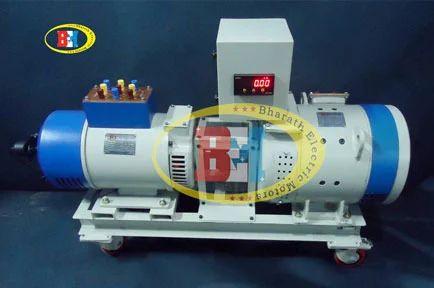 Three Phase Bharath Electric Motors AC Alternator   ID: 8604162112