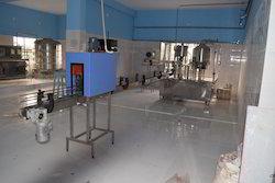 Bottling Plant Installation Service
