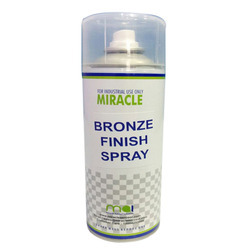 Bronze Finish Spray