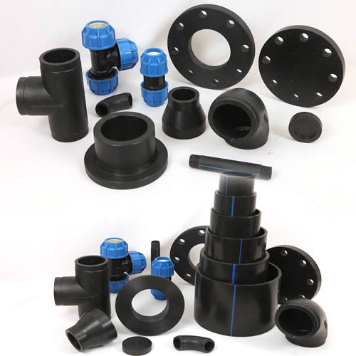 Hdpe pipe fitting gidc vatva