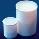 Cylindrical Teflon Beaker, Capacity: 1 Ml To 5000 Ml, For Chemical Laboratory