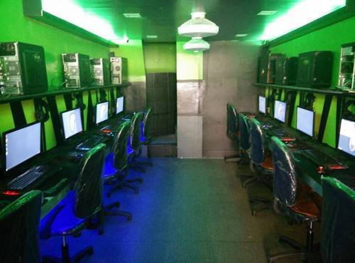 Service Provider Of Internet Cafe Amp Video Games By