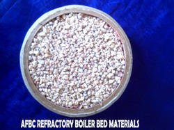 AFBC Boiler Refractory Bed Materials