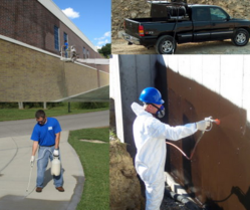 Crack Filling Sealants Waterproofing