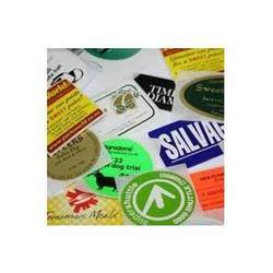 Multicolor Labels Printing Services