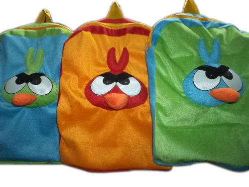 Angry Birds Kids Bag At Rs 650 Piece Angry Birds Backpack Id 4424940112