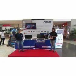 Mall Promotions Show Arrangement Services