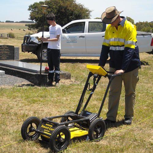 Ground Penetrating Radar Survey Services, GPR Survey Service