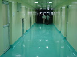 Epoxy Flooring In Chennai Tamil Nadu Get Latest Price