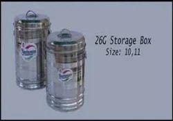 26 G Storage Box