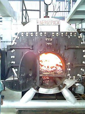 Coal Fired Boiler, कोयला फायर्ड बॉयलर - M/s Utech ...