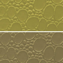 Beige Colored PVC Leather Cloth