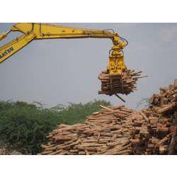 Wooden Grab