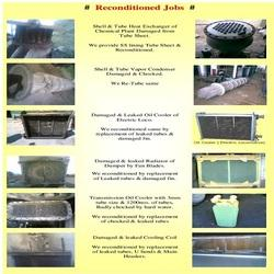 Reconditioning Job Work Services