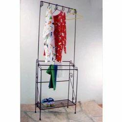 Metal Towel Hook Stand