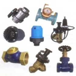 Safety Valve & Water Meter