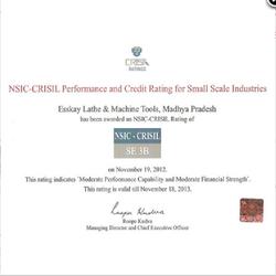 NSIC-CRISIL Credit Rating