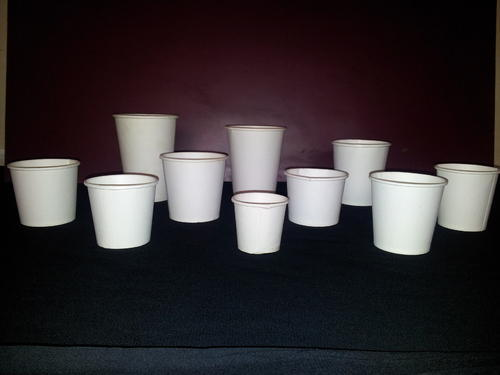Plain Paper Cups - Plain White Paper Cups Manufacturer from