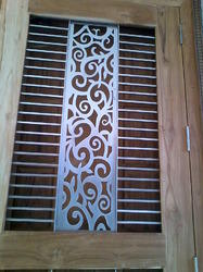 Stain Steel Door Grill