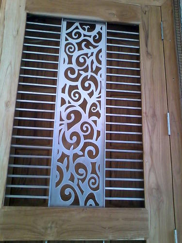 Door Grills - Stain Steel Door Grill Manufacturer from Mumbai