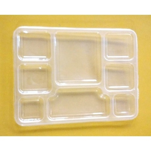 Eight Compartment Disposable Plate  sc 1 st  IndiaMART : disposable thali plates - pezcame.com