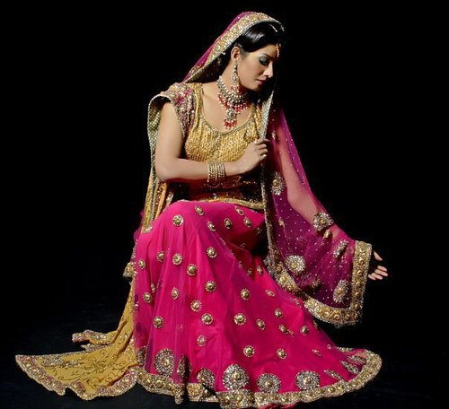 Indian Bridal Wear Lehenga