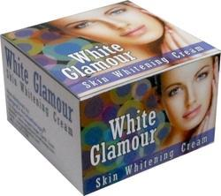 White Glamour Skin Care Creams