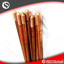 Maintenance Free Earthing Copper Rod