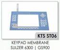 SMIT G6300,GS900 Keypad Membrane