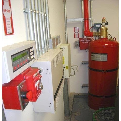Fire Suppression Systems Fm 200 System Manufacturer From