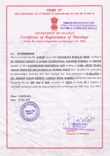 Certificate apostille for netherlands in navranga pura ahmedabad certificate apostille for netherlands yadclub Image collections