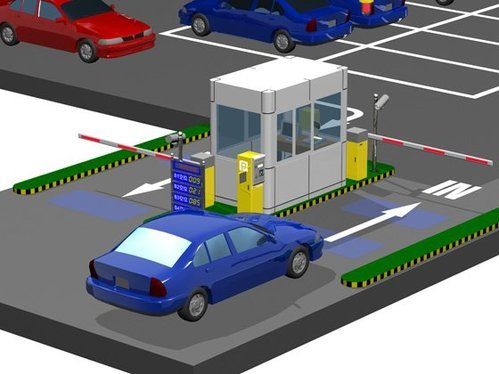 Rfid Based Car Parking System View Specifications