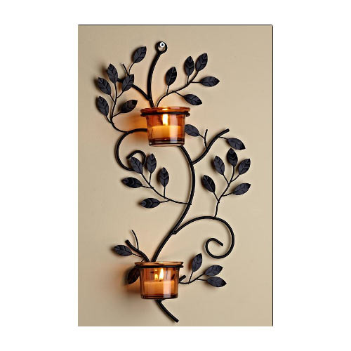 Wall Mounted Candle Holder  sc 1 st  IndiaMART & Wall Mounted Candle Holder Decorative Candle Holder | Moradabad ...