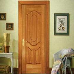 Wooden Moulded  Panel Doors