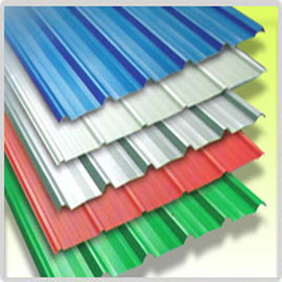 Tata Durashine Color Coated Sheets Shri Jain Udyog