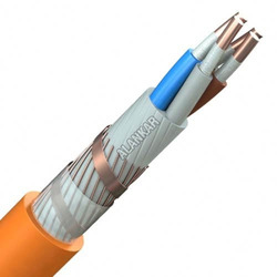 N2XCH-FE Halogen Security Cable