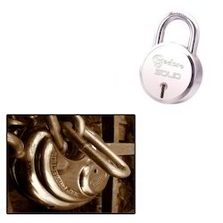 Solid Round Padlock for Home
