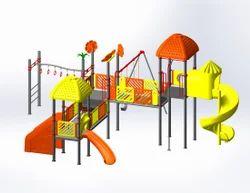 Playground Multipurpose system