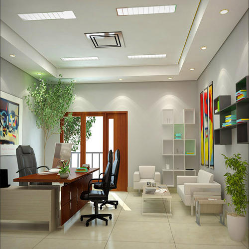 Interior work for showrooms coimbatore