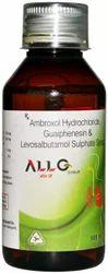 Ambroxol Hydrochlorice, Guaiphenesin & Levosalbutamol Syrup