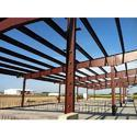 Steel And Pvc Conventional Steel Building