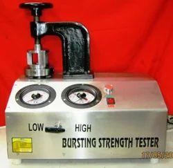 Deluxe Bursting Strength Tester