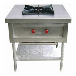 Single Gas Range